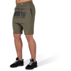 Gorilla Wear Alabama Drop Crotch Shorts (army zöld)