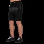 Gorilla Wear Alabama Drop Crotch Shorts (fekete)
