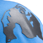 Gorilla Wear Athlete T-shirt 2.0 William Bonac (fekete/navy kék)