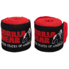 Gorilla Wear Boxing Hand Wraps (piros)