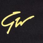 Gorilla Wear Chester T-shirt (fekete/sárga)