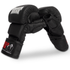 Gorilla Wear Ely Mma Sparring Gloves (fekete/fehér)