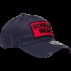 Gorilla Wear Harrison Cap (navy kék/piros)