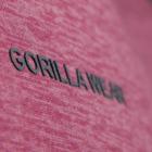 Gorilla Wear Taos T-shirt (burgundi piros)