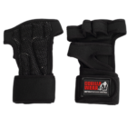 Gorilla Wear Yuma Weight Lifting Workout Gloves (fekete)