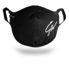 Gorilla Wear Face Mask (fekete)