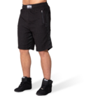 Gorilla Wear Augustine Old School Shorts (fekete)
