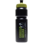 Gorilla Wear Classic Sports Bottle (fekete/army zöld 750ml)