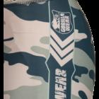 Gorilla Wear Franklin Shorts (army zöld/terepmintás)
