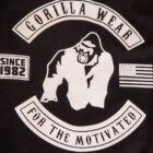 Gorilla Wear Lawrence Hooded Tank Top (fekete)