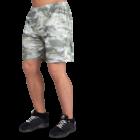 Gorilla Wear Kansas Shorts (army zöld/terepmintás)