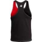 Gorilla Wear Sterling Stringer Tank Top (fekete/piros)
