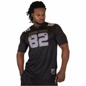 Gorilla Wear Fresno T-shirt (fekete szürke) 49a8a8096f