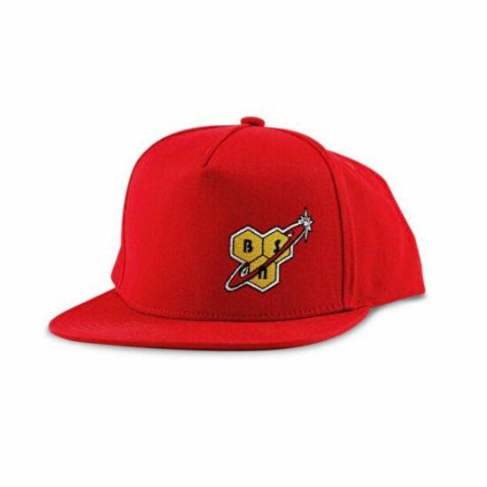 BSN Baseball sapka (piros)