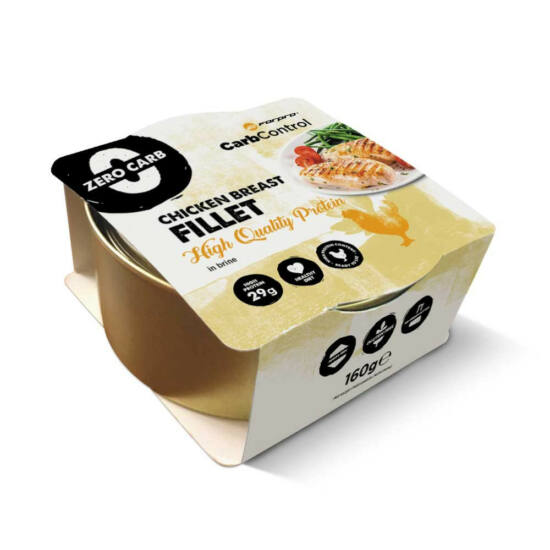 Forpro Chicken Breast Fillet - csirkemell filé (160g)