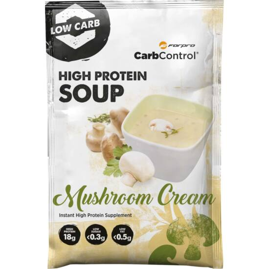 ForPro High Protein Soup - Mushroom Cream (28g)