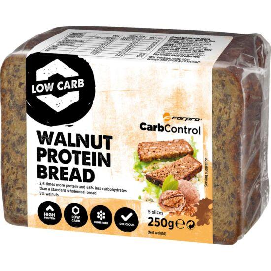Forpro Protein Bread Walnut (9 x 250g)
