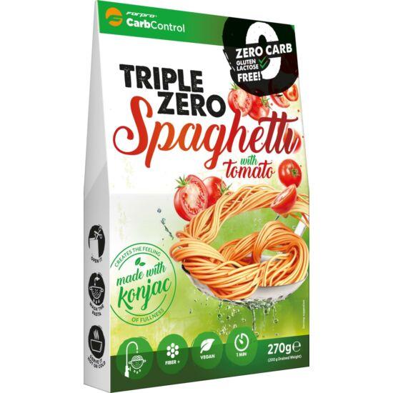 ForPro Tripla Zero Pasta Spaghetti with Tomato (270g)
