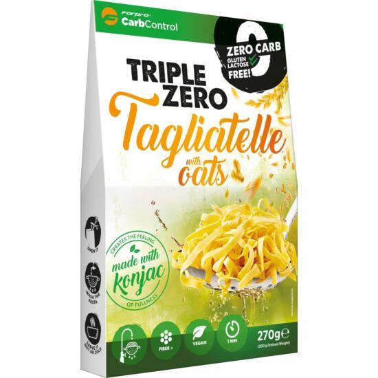 ForPro Tripla Zero Pasta Tagliatelle with Oats (270g)