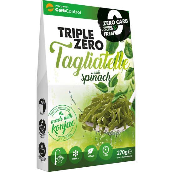 ForPro Tripla Zero Pasta Tagliatelle with Spinach (270g)