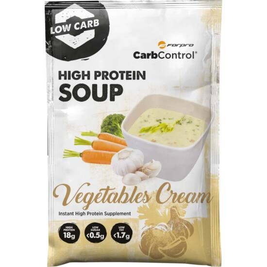 ForPro High Protein Soup - Vegetables Cream (30,5g)