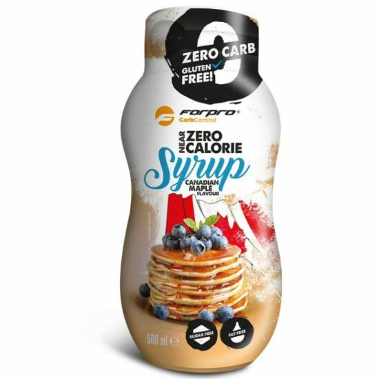 Forpro Near Zero Calorie Syrup - Canadian Maple (500ml)