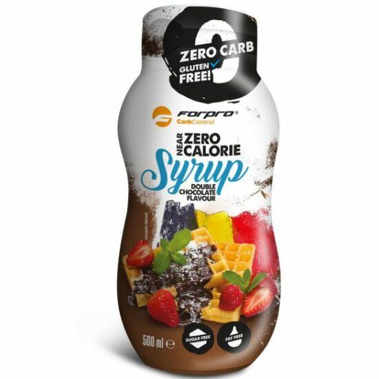 Forpro Near Zero Calorie Sauce - Double Chocolate (500ml)