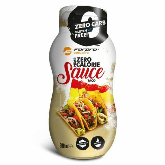 Forpro Near Zero Calorie Sauce - Taco (500ml)