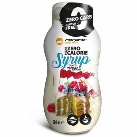 Forpro Near Zero Calorie Sauce - Vanilla (500ml)