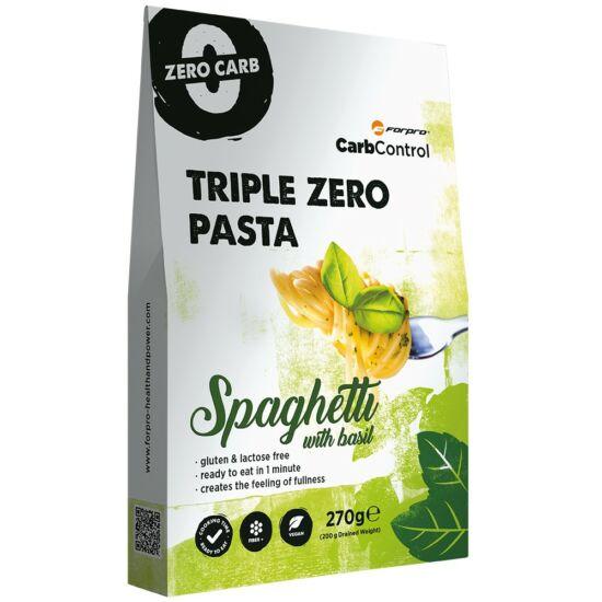 ForPro Tripla Zero Pasta Spaghetti with Basil (270g)