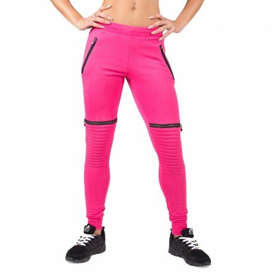 Gorilla Wear Tampa Biker Joggers (pink)