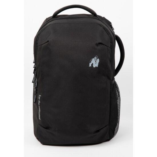 Gorilla Wear Akron Backpack (fekete)