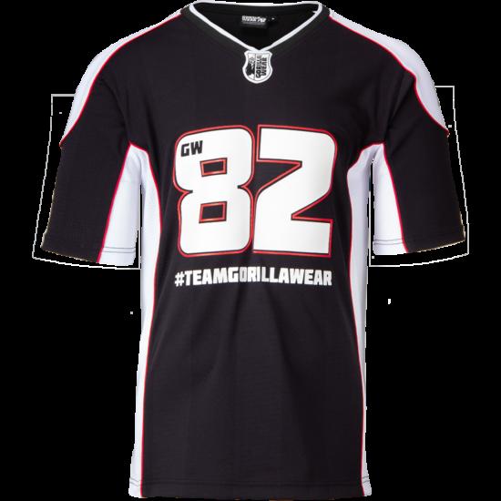 Gorilla Wear Athlete T-shirt 2.0 Gorilla Wear (fekete/fehér)