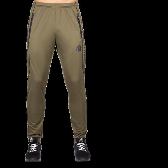 Gorilla Wear Branson Pants (army zöld/fekete)
