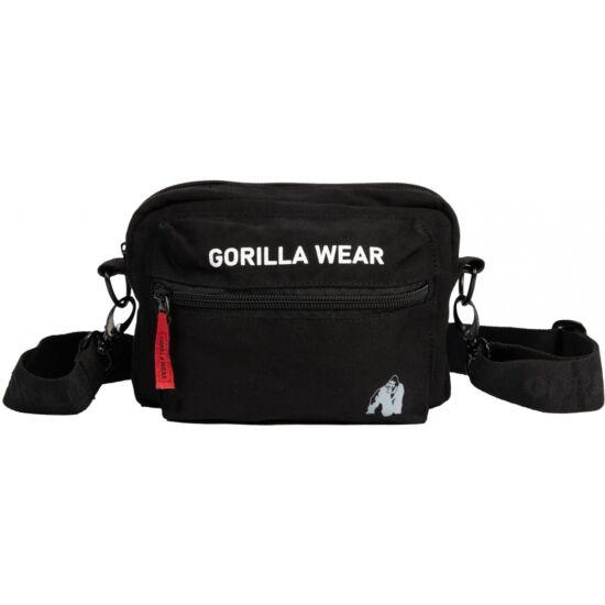 Gorilla Wear Brighton Crossbody Bag (fekete)
