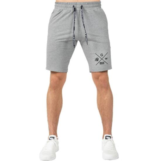 Gorilla Wear Cisco Shorts (szürke/fekete)