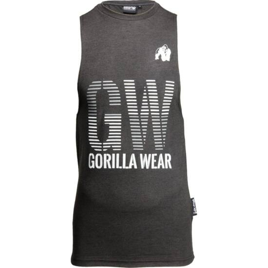 Gorilla Wear Dakota Sleeveless T-Shirt (szürke)