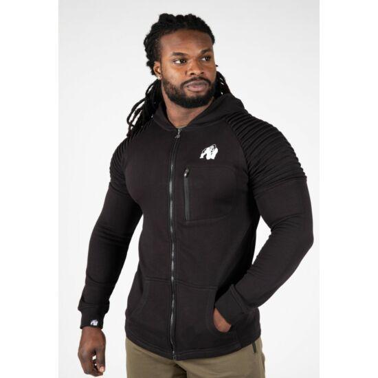 Gorilla Wear Delta Hoodie (fekete)