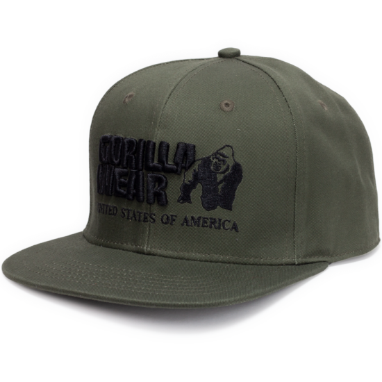 Gorilla Wear Dothan Cap (army zöld)
