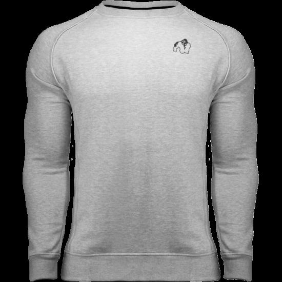 Gorilla Wear Durango Crewneck Sweatshirt (szürke)
