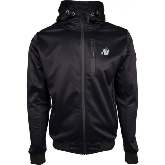 Gorilla Wear Glendale Softshell Jacket (fekete)