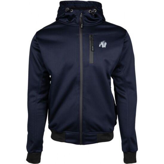 Gorilla Wear Glendale Softshell Jacket (navy kék)
