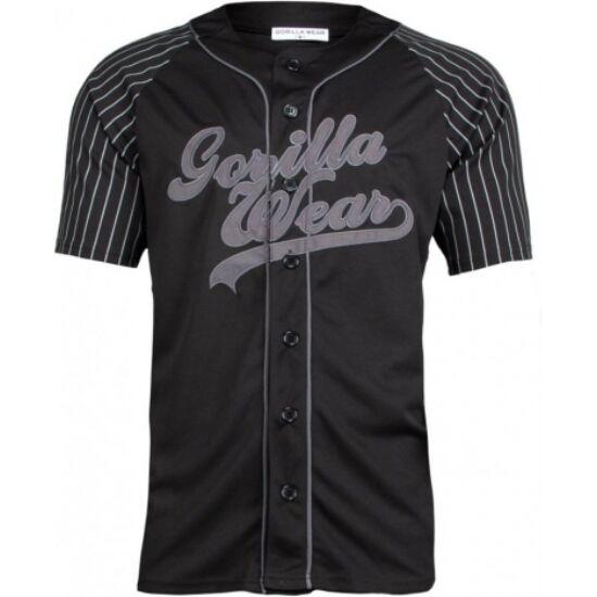 Gorilla Wear 82 Jersey (fekete)