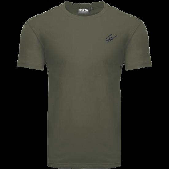 Gorilla Wear Johnson T-shirt (army zöld)