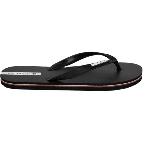 Gorilla Wear Kokomo Flip-flops (fekete)