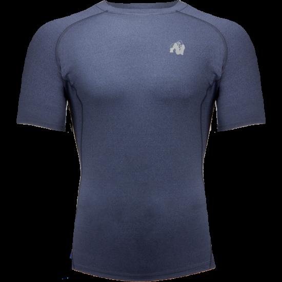 Gorilla Wear Lewis T-shirt (navy kék)