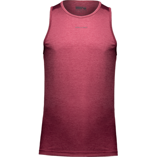 Gorilla Wear Madera Tank Top (burgundi piros)