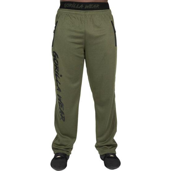 Gorilla Wear Mercury Mesh Pants (army zöld/fekete)