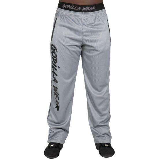 Gorilla Wear Mercury Mesh Pants (szürke/fekete)