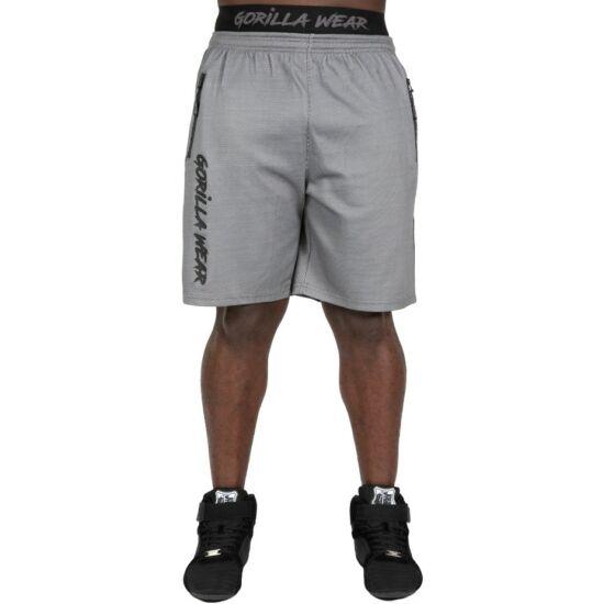 Gorilla Wear Mercury Mesh Shorts (szürke/fekete)